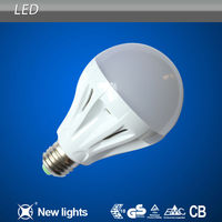 12W Plastic LED Lamp to replace Incandescent Lamp