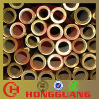 Free cutting Manufacturer Wholesale C99350 tube cooper