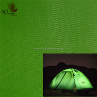 600D DTY oxford with PU coating waterproof tent fabric