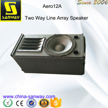 Aero 12A Single 12'' Neodymium Speaker Driver Line Array System