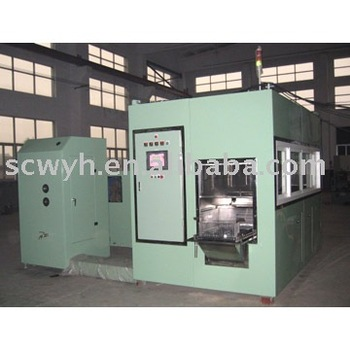 Hydrocarbon Vacuum Industrial Ultrasonic Washing Machine