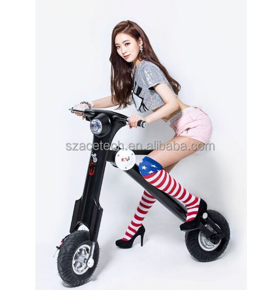 2017 world patent fashion electric vehicle for teenagers