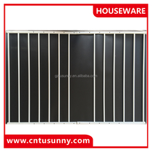 Easy-Close Extra Tall and Wide Metal Baby Safety Gate From Guangzhou