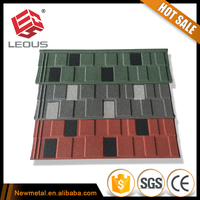 Modern house design / lowest price metal roofing sheet /Aluminium roofing shingles