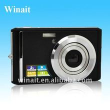 "Max.14MP Digital camera with 2.7"" TFT LCD and internal lithium battery"