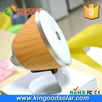Hot selling smart APP control music lamp wireless bluetooth speaker 2016 with led light