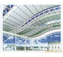 prefabricated steel structural shopping mall