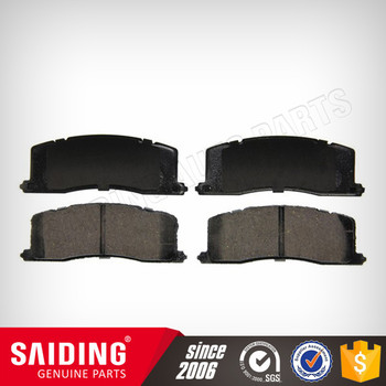 Brake Pad for Toyota Townace Noah 04465-YZZ62 for Chassis Parts