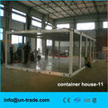 China folding container house for sale