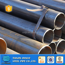 CR black annealed steel pipes/tubes furniture pipes/tubes