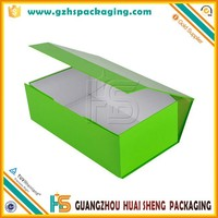 Alibaba custom magnetic closure cardboard paper gift boxes wholesale