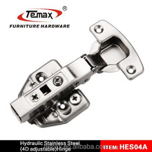 furniture hardware hydraulic soft close adjustable locking hinge