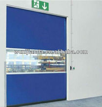 high speed fabric roll up door (suitable for cold storage room)