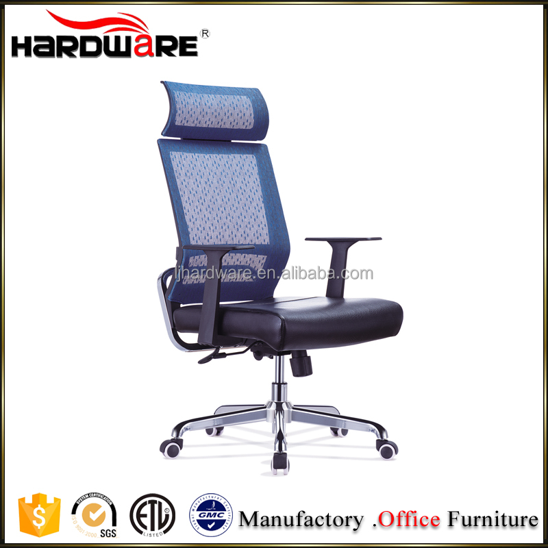 Wholesale soft pad leather cushion import modern office furniture