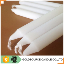 wholesale paraffin wax white house candle