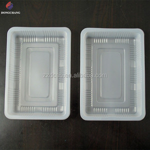 Custom Made Plastic PP Blister Tray For Frozen Food Packaging