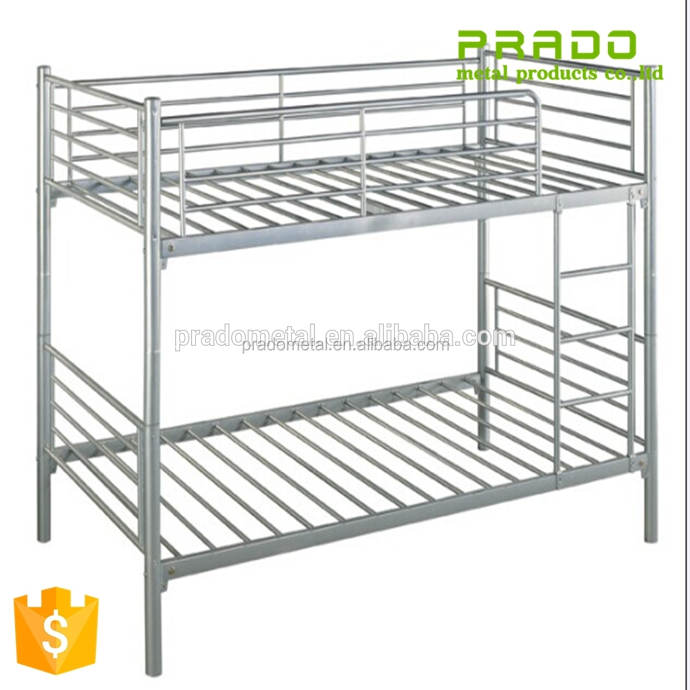 Steel double deck bed - New Products Metal Double Decker Bed Designs Buy Double Decker Metal Bed Metal Double Bed Designs Metal Double Deck Bed Product On Alibaba Com