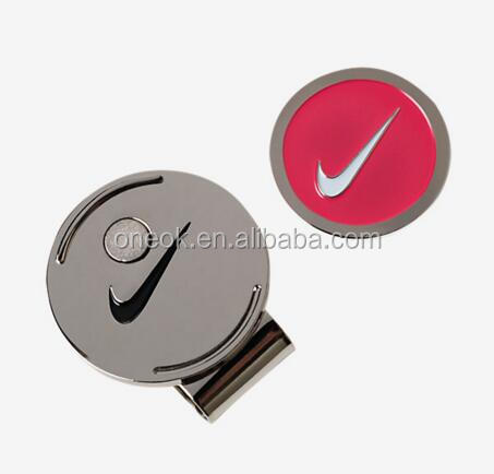 High quality crystal ball marker with magnetic with stone Golf ball marker crystal ball marker