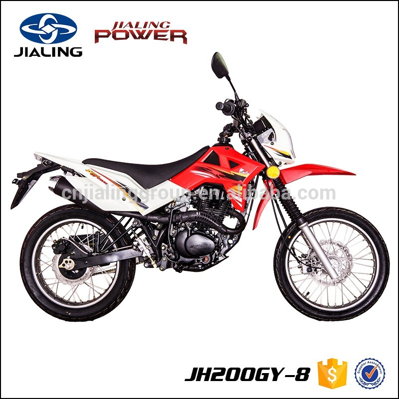 Top Quality 125cc dirt motorbike for wholesale