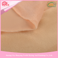 100% Polyester micro velboa polyester rayon and spandex blend mattress fabric, short pile fleece fabric