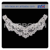 Lace Collar Neck Designs