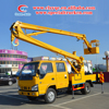 Japanese Brand 12-16 m Overhead Working Truck