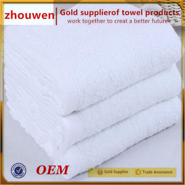 Free Sample Manufactures Disposable 100% Cotton Hotel Airline Face Towel