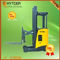 1500Kg Reach Battery Electric used container forklift in China