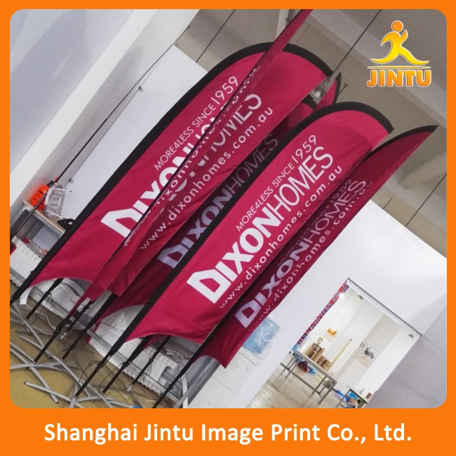 outdoor advertising feather flags custom flags