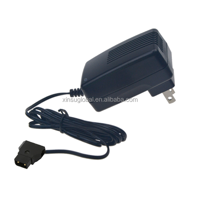 USA plug dc 16.8V 1A Li-Ion Batteries Charger with D-Tap DC plug