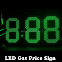 I Want To Put A Led Rgb Sign On Pole Over Gas Price Sign Programmable Led Sign . Sample Qty
