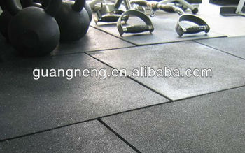 rubber gym flooring for CrossFit gyms