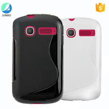 Wholesale ultra soft silicone mobile phone case for Alcatel One Touch POP C1