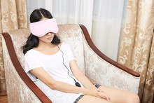 Healthcare Heating Eye Care Massager for Eye Pain Relief with USB Port