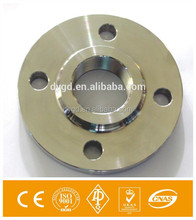 AISI 302 Lowest Price Free Sample DN50 PN10 forged parts carbon steel lap joint flange for oil and gas