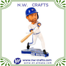 Custom baseball bobbleheads