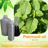 100% natural patchouli essential oil (33% patchouli alcohol)