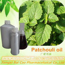 factory bulk price 100% pure natural essential patchouli oil