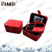 Alibaba supplier wholesales velvet ring box jewelry box products imported from china wholesale