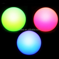 Multi-color LED Ball Moon Light / LED Multi-color ORB