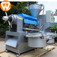 Small cooking oil making machine of specification model 6YL-130A for high capacity