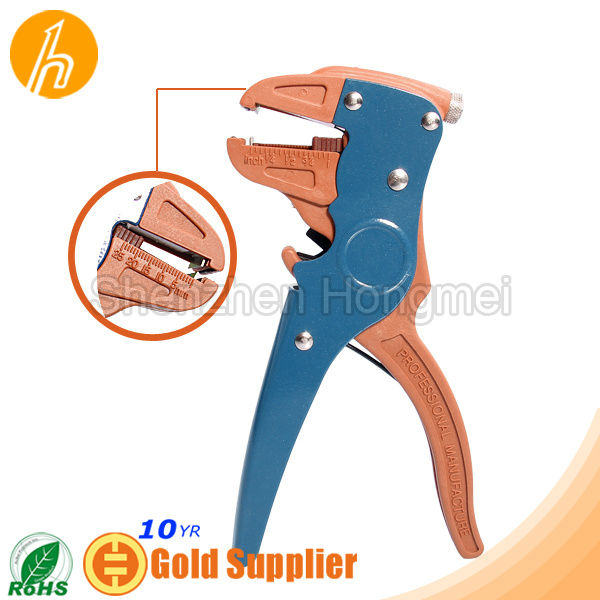 Special design duckbilled Wire Stripper Plier tool