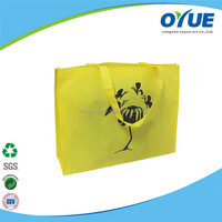 China wenzhou hot sale high quality cheap oem production recyclable non woven bag