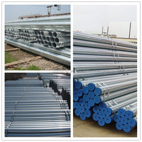Hot dipped galvanized stainless pipe steel made in China