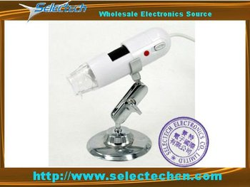 Hot sale 1.3MP 200X Zoom USB Digital Microscope with Measurement Software and One-year warranty SE-PC-001 HOT