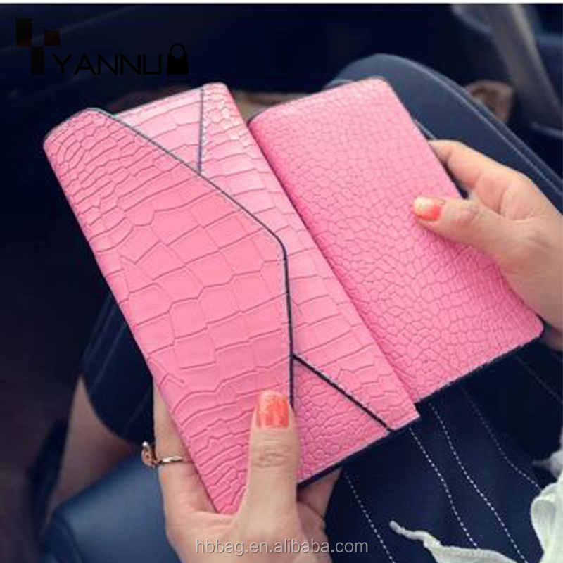 New trending wallet ladies 2016 Hot sell wallet set for woman hot fashion purse