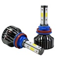 Best selling car accessories hi/lo beam 12v led headlight bulb K4 h13 with competitive price car led headlight