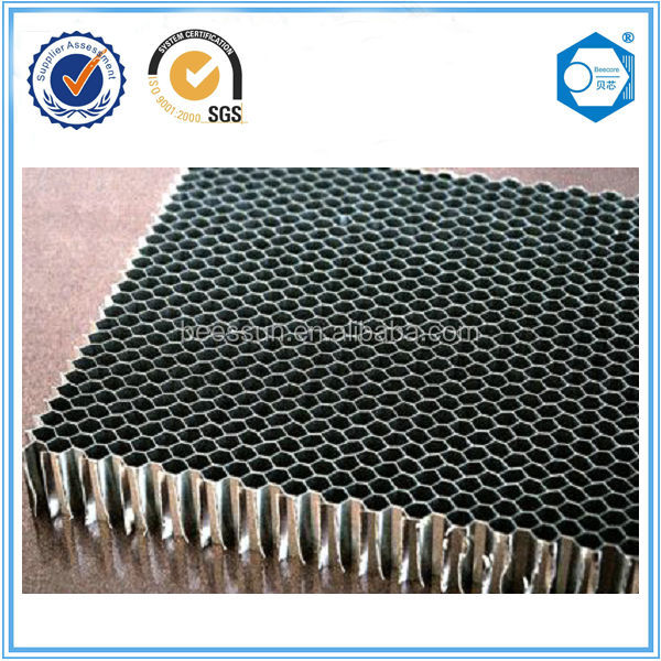 aluminum honeycomb sheet in China
