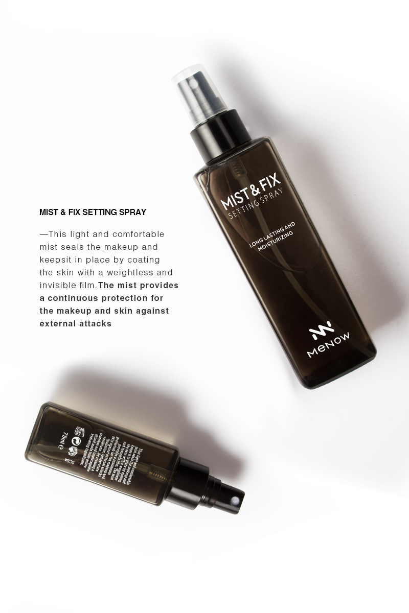Menow SC03 Cosmetics Fixing Makeup Lotion Setting Spray