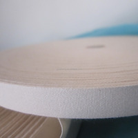 polypropylene or cotton 25mm 1 inch belt webbing